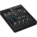 Mackie 402 VLZ4  4-Channel Mixer