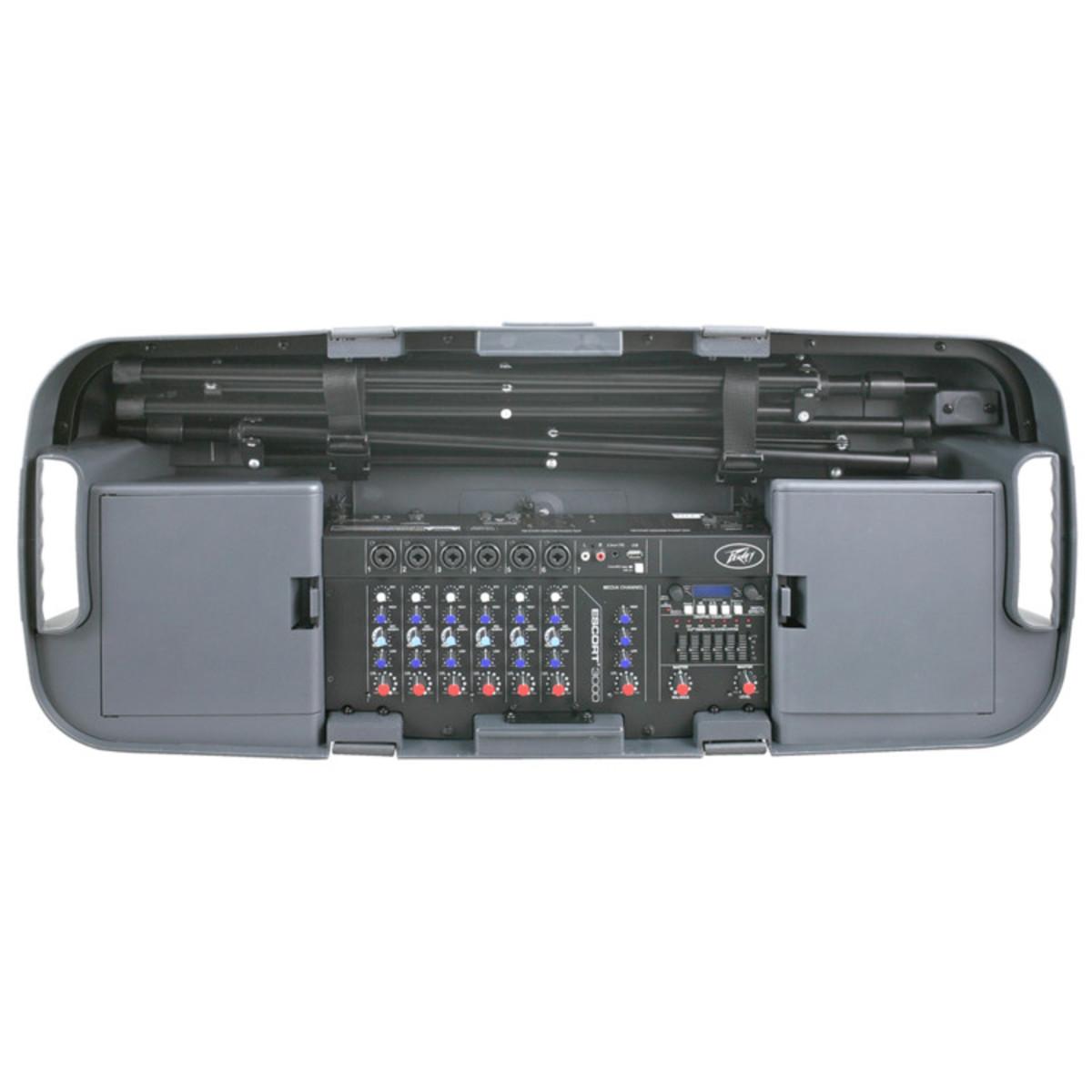 Peavey Escort 3000 Mkii Orange Audio