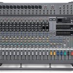 Samson S4000 20Ch Powered Console